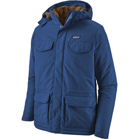 Patagonia Isthmus Parka Hombre, superior blue